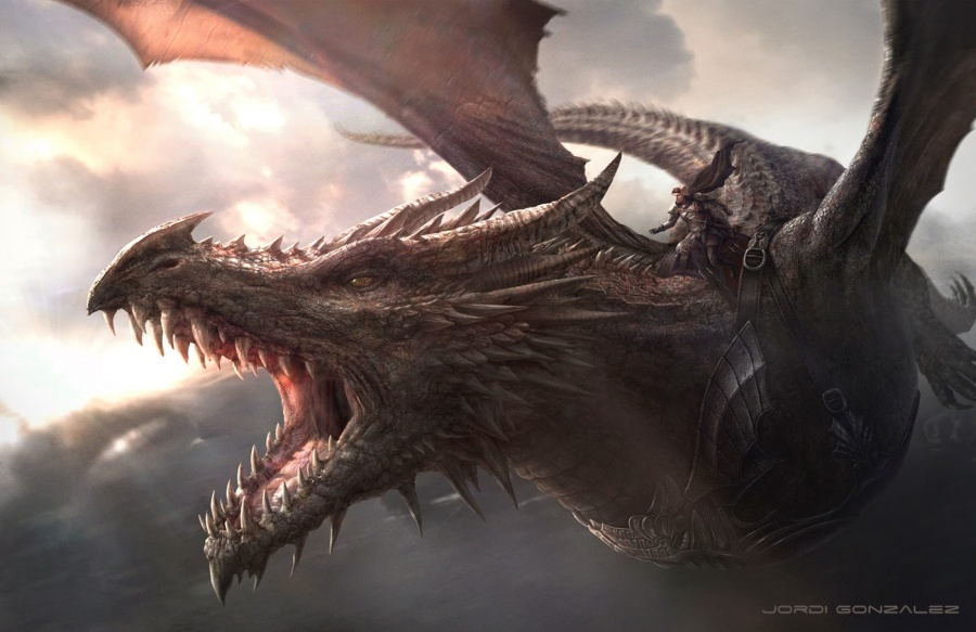 Dragon Game of thrones